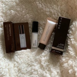 Hourglass and Becca Face Primer Duo